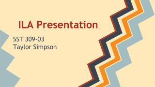 ILA Presentation