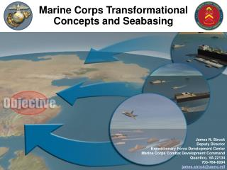 Marine Corps Transformational Concepts and Seabasing