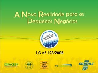 LC nº 123/2006