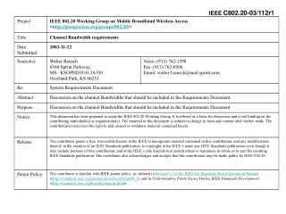 IEEE  C802.20-03/112r1