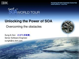 Unlocking the Power of SOA