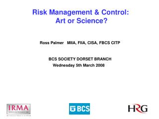 BCS SOCIETY DORSET BRANCH