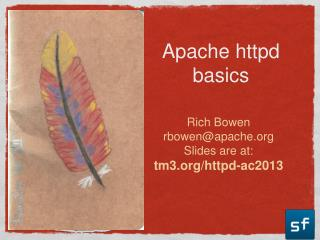 Apache httpd basics