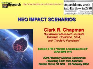 Clark R. Chapman