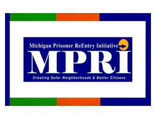 Presentation Outline •  Why we need a prisoner reentry program