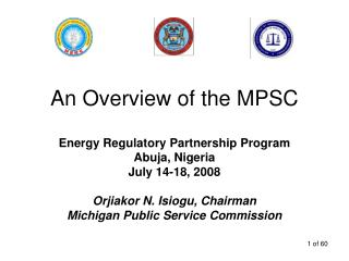 An Overview of the MPSC