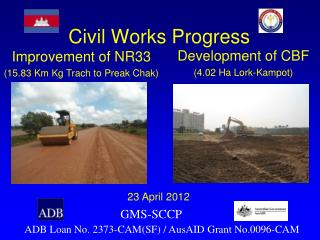 Civil Works Progress