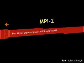 MPI-2