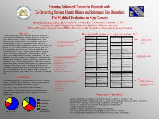Ensuring Informed Consent in Research with