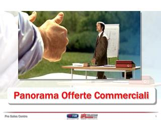 Panorama Offerte Commerciali
