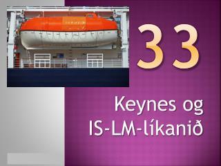 Keynes og IS-LM-líkanið