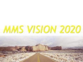 MMS VISION 2020