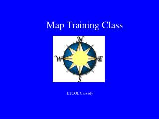 Map Training Class
