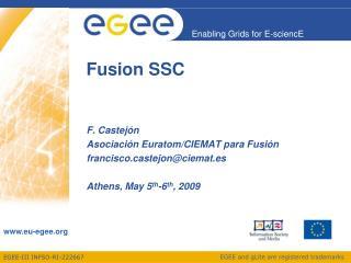 Fusion SSC