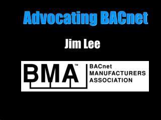 Advocating BACnet