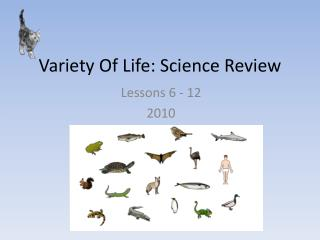 Variety Of Life: Science Review