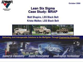 Lean Six Sigma Case Study: MRAP