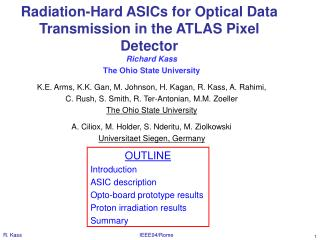 Radiation-Hard ASICs for Optical Data Transmission in the ATLAS Pixel Detector