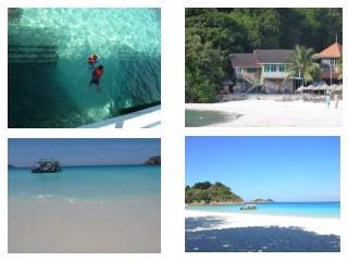 大家好!我今天为大家介绍马来西亚的热浪岛。
