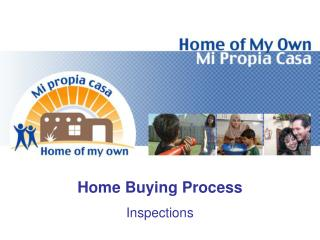 Home Buying Process Inspections