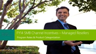Managed Reseller Incentives Overview