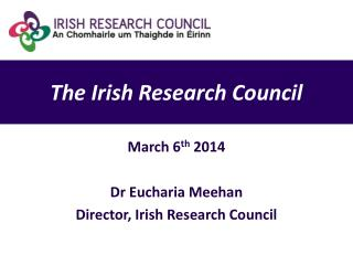 The Irish Research Council