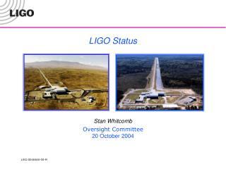 LIGO Status