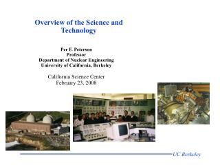 Overview of the Science and Technology