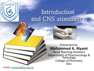 Pharmacology-4 PHL 425