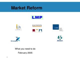 Market Reform