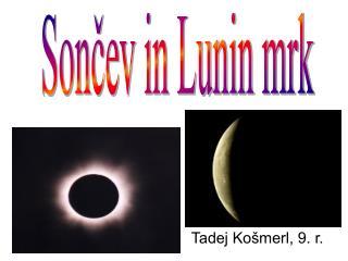 Tadej Košmerl, 9. r.