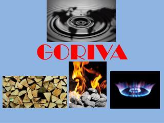 GORIVA