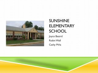 Sunshine Elementary School