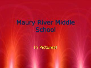 Maury River Middle School