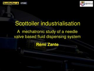 Scottoiler industrialisation