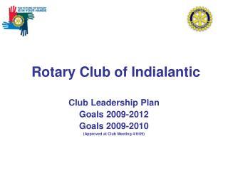 Rotary Club of Indialantic
