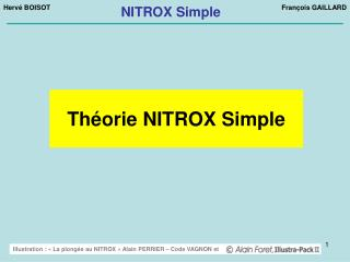 Th orie NITROX Simple