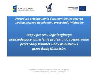 Wprowadzenie – cel nowej regulacji: Uporządkowanie  treści - nowa  systematyka