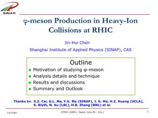 ? -meson Production in Heavy-Ion Collisions at RHIC
