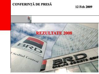 REZULTATE 2008