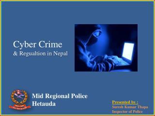 Mid Regional Police Hetauda