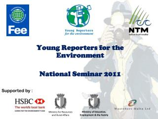 Young Reporters for the Environment  National Seminar 2011