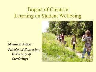 Impact of Creative Learning on Student Wellbeing
