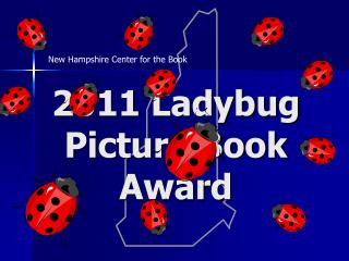 2011 Ladybug Picture Book Award