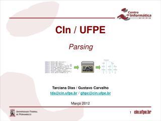 CIn / UFPE