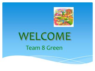 Team 8 Green