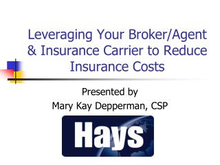 Leveraging Your Broker