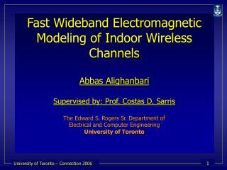 Introduction: - Numerical Electromagnetics Methodologies: