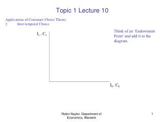Topic 1 Lecture 10