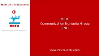 METU Workshop